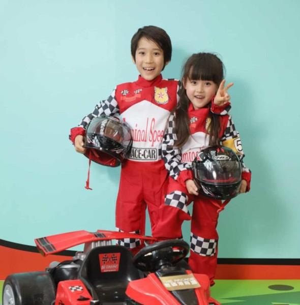數碼港商場 × Wonderland「第二屆GT小車手嘉年華」