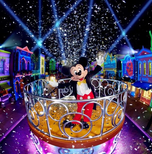 香港迪士尼樂園:迪士尼巨星嘉年華