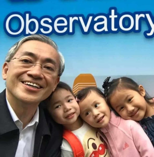 香港天文台開放日 2018
