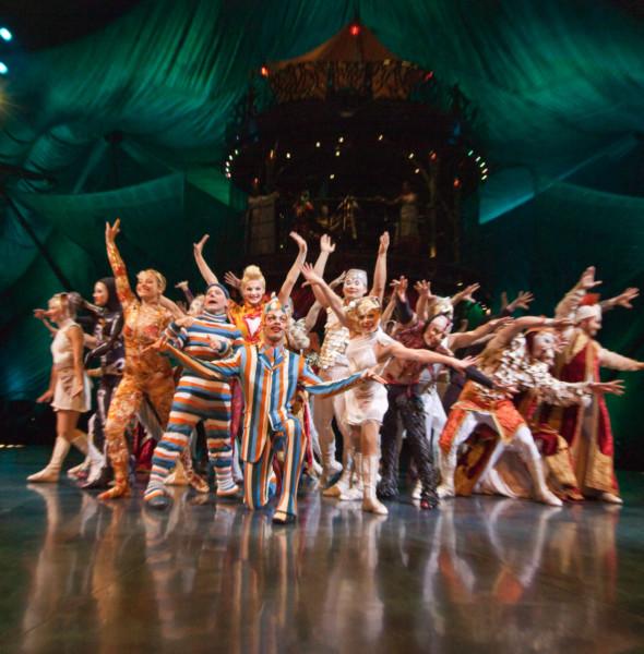KOOZA 太陽劇團 Cirque du Soleil