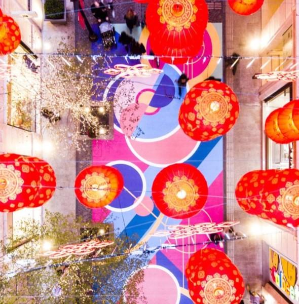 情藝愛漫遊•利東街展覽
