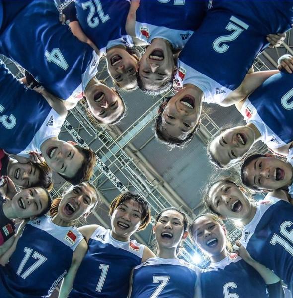 紅館:FIVB世界女排聯賽2018香港站