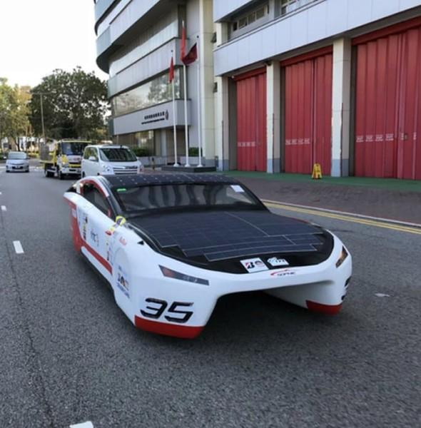 科學館:SOPHIE-IVE的太陽能車驅動未來