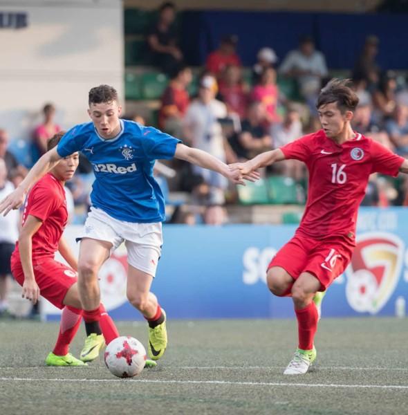 香港足球會 Citi 七人足球賽 2018