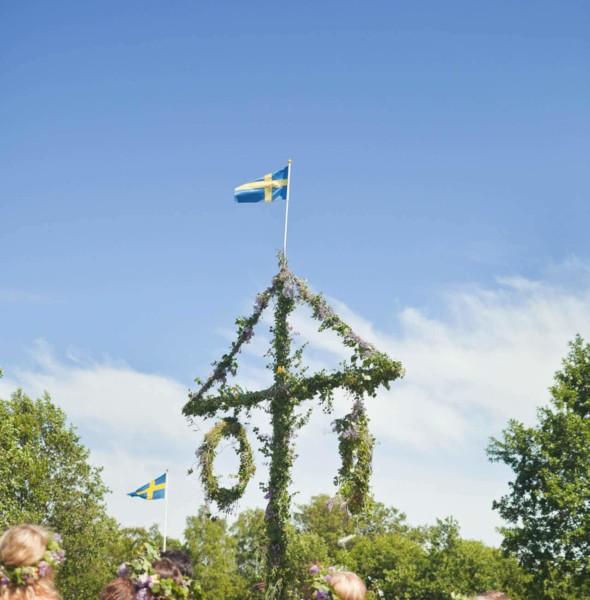 PMQ:瑞典國慶日及仲夏節慶典2018