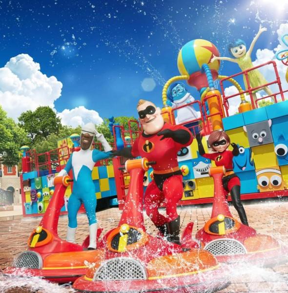 迪士尼巨星嘉年華 – 大玩水花