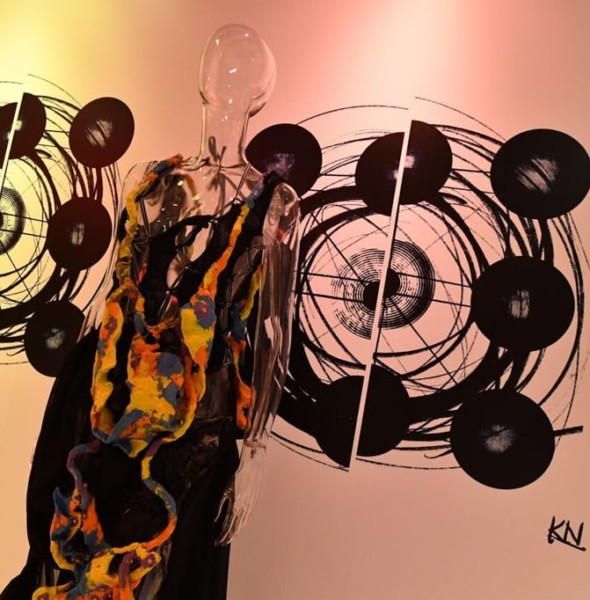 K11 Mall:時裝紋藝展覽