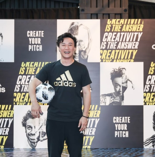 朗豪坊 × adidas Football「Create Your Pitch」