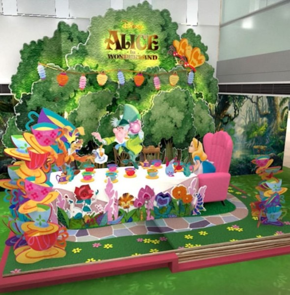 德福廣場:童夢·迪士尼經典故事遊