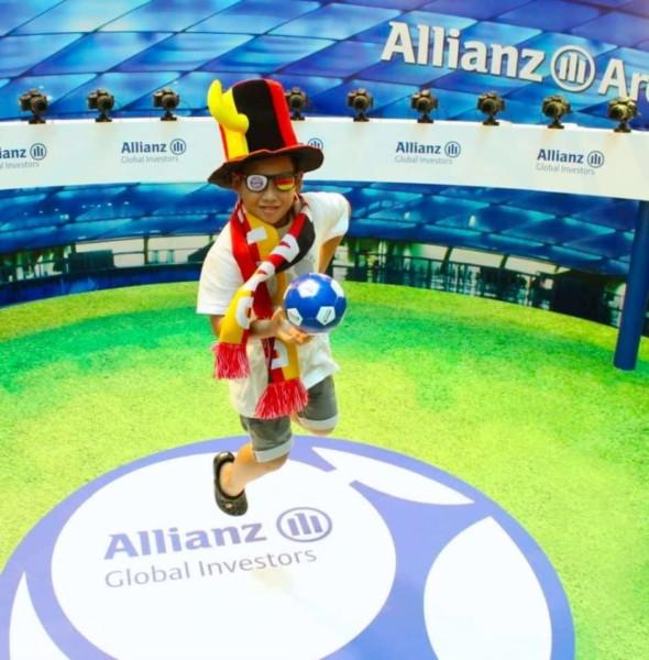 又一城:360°足球傳奇展覽