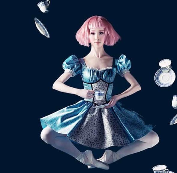 利園:《愛麗絲夢遊仙境》芭蕾舞劇服飾展覽及巡遊