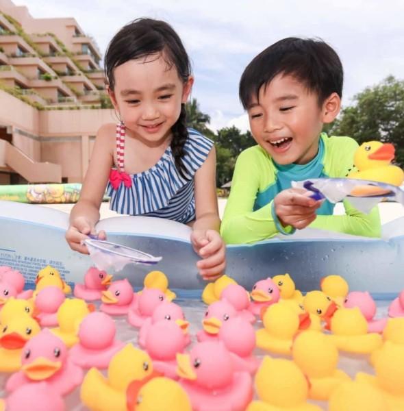 黃金海岸:B.Duck 仲夏假期