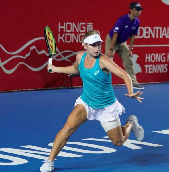 維園:保誠香港網球公開賽2018