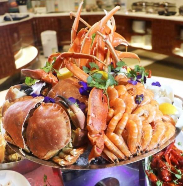 珀麗酒店:亞洲海鮮自助晚餐生日優惠