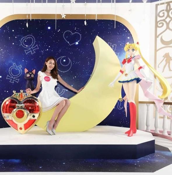 The ONE×Sailor Moon 月光傳說展覽