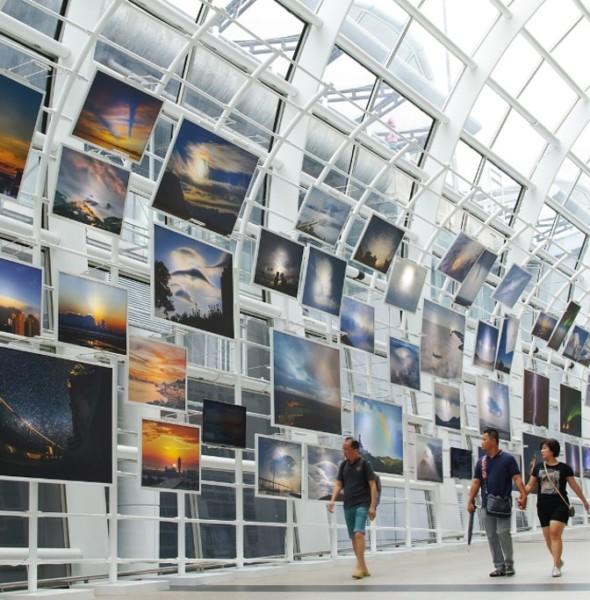 香港機場:藝術、文化與音樂巡禮在機場 2018