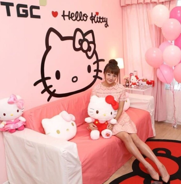 薈賢居:TGC × Hello Kitty 萌の部屋