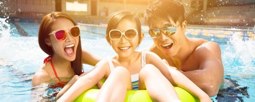 【夏日戶外活動】8個親子玩水好去處 海賊王水上樂園•白石浴室派對降臨
