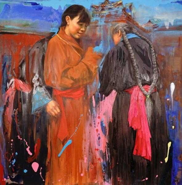 交易廣場:《憑着愛》當代女性藝術展