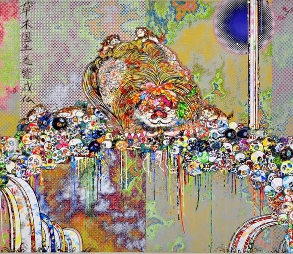 中環畫廊:「改變規則!」村上隆個展