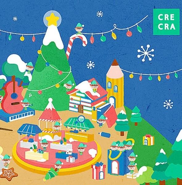 D2 Place:CRE瀝卡啦聖誕精靈村