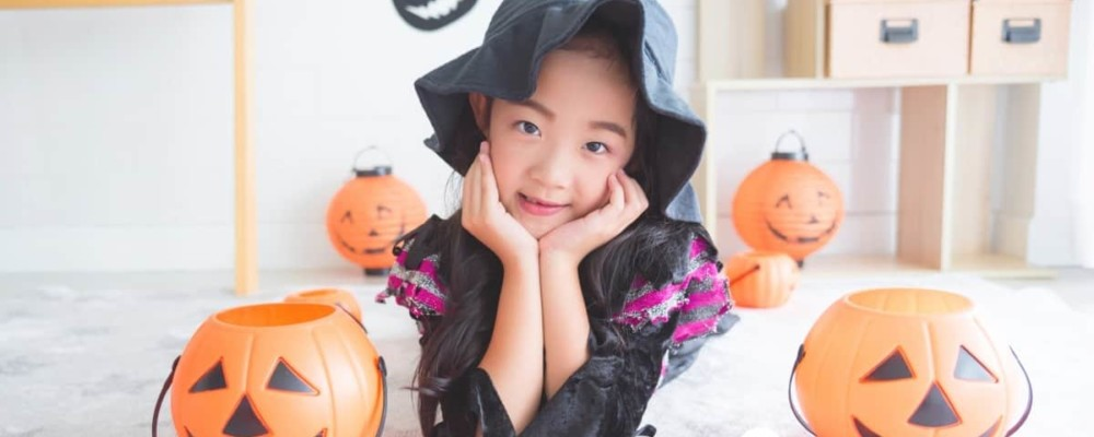 【萬聖節2018】10個萬聖節兒童活動推薦 Sanrio萬聖節展覽•充氣嘩鬼樂園