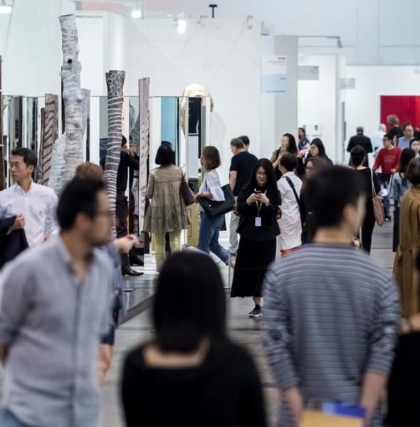 會展:香港巴塞爾藝術展 Art Basel 2019