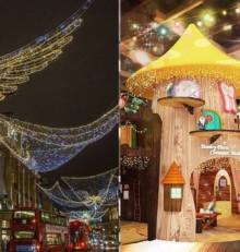 【2018聖誕活動攻略】14大聖誕節好去處 聖誕燈飾+聖誕市集+聖誕展覽