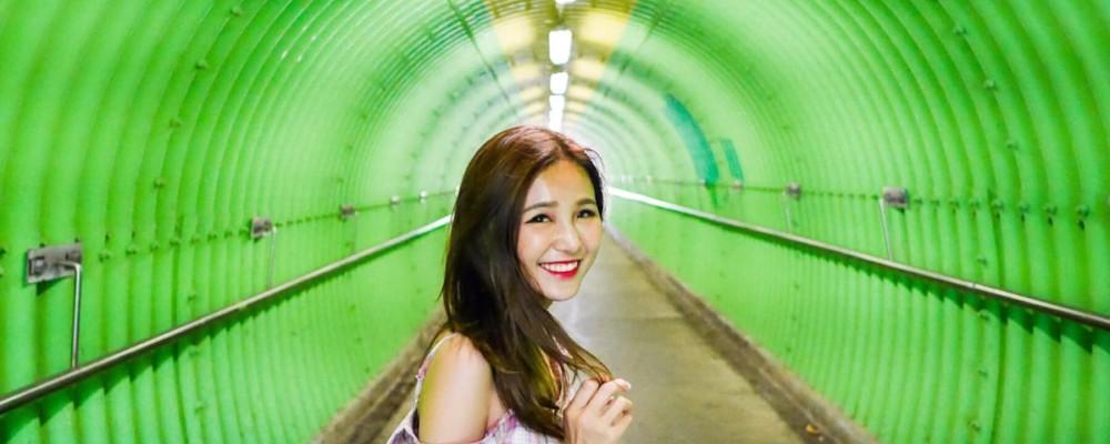【香港打卡熱點2018】嚴選11個香港IG拍照景點:志明橋•綠色隧道拍出女神照