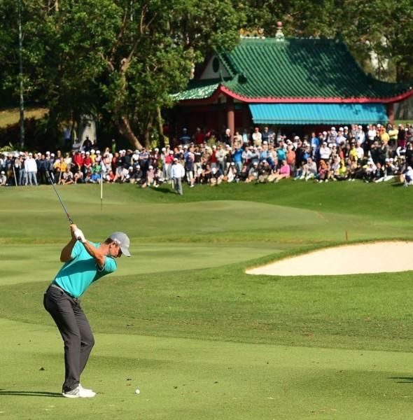 粉嶺高爾夫球場:香港高爾夫球公開賽2018
