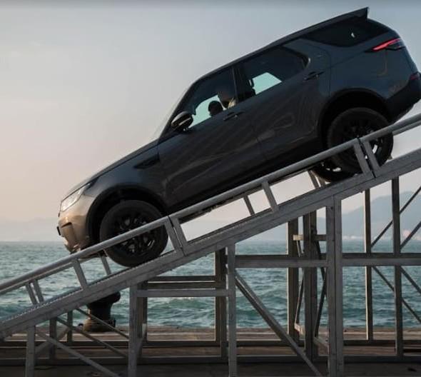 大埔林村:Land Rover「The Above & Beyond Tour」越野駕駛嘉年華