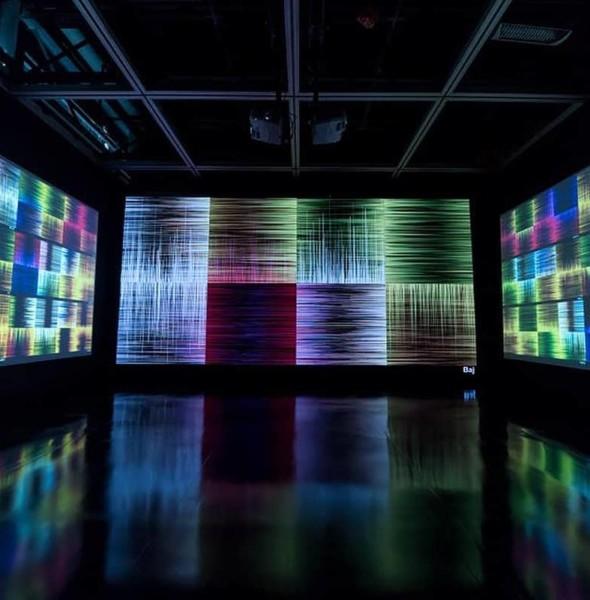 大會堂:微波國際新媒體藝術節 2018 主題展覽