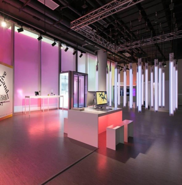 知專學院:瑞士多媒體互動設計展