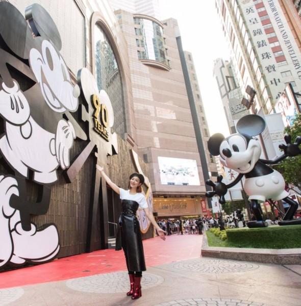 時代廣場:米奇90周年展覽