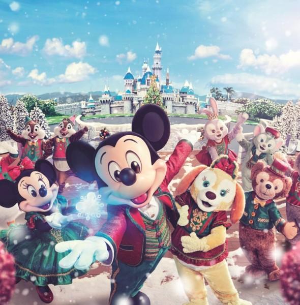 迪士尼樂園:A Disney Christmas 2018