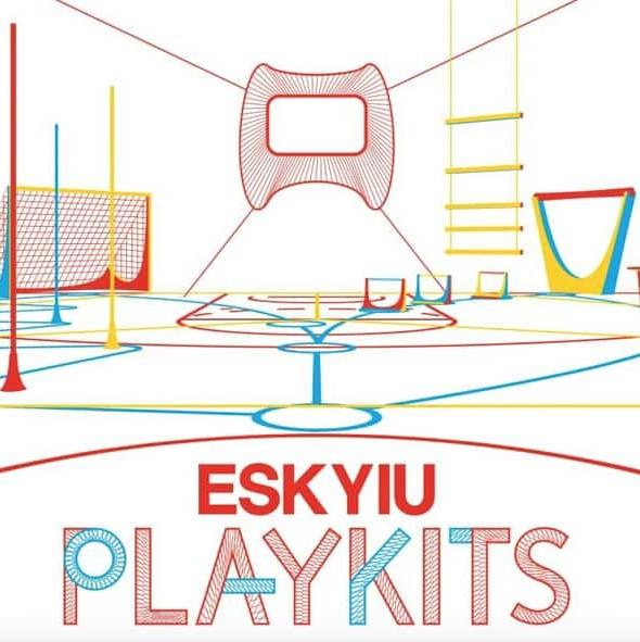 太古坊:ESKYIU PLAYKITS 多變互動展覽