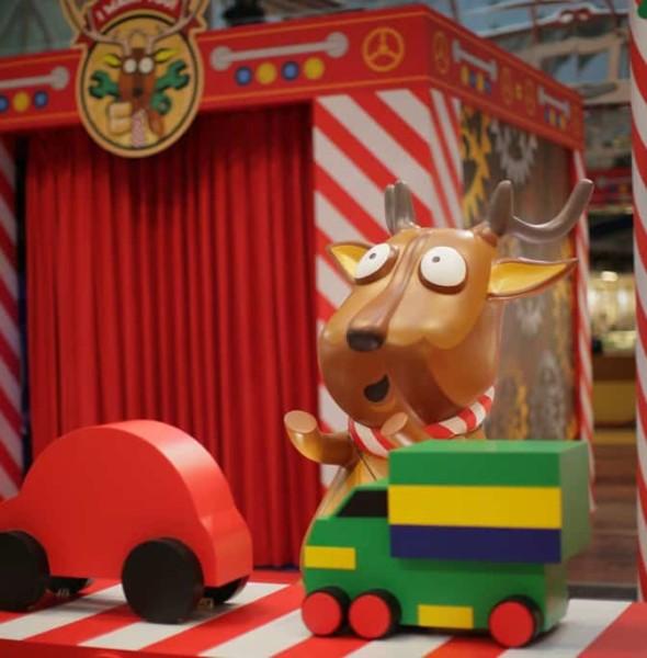 太古城中心:哈鹿聖誕