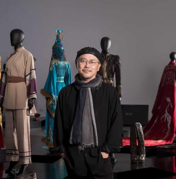 知專學院:葉錦添: 藍—藝術、服裝與記憶