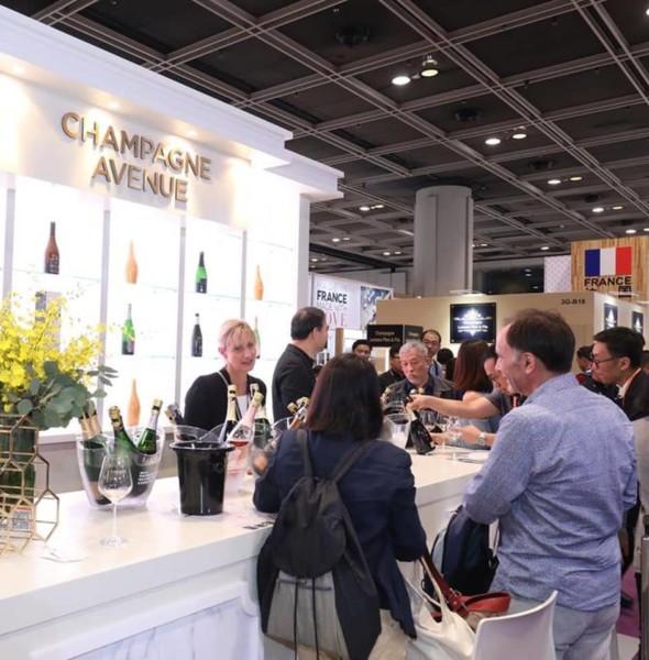 會展:香港國際美酒展 2018