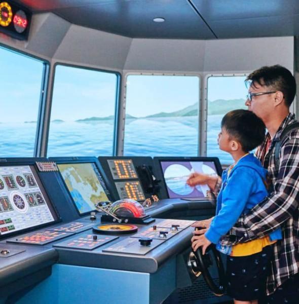 海事博物館:香港海運週「家庭同樂日 2018」