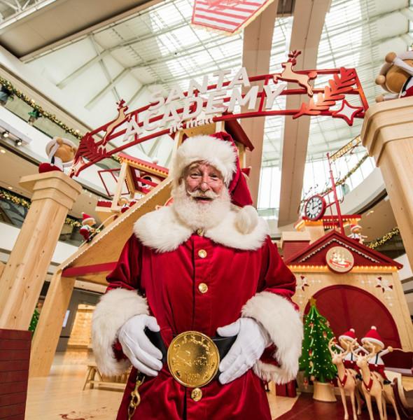 ifc Mall:Santa Academy 聖誕老人學院