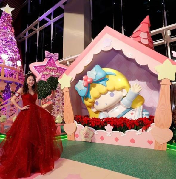MegaBox:Little Twin Stars 聖誕夢幻樂園
