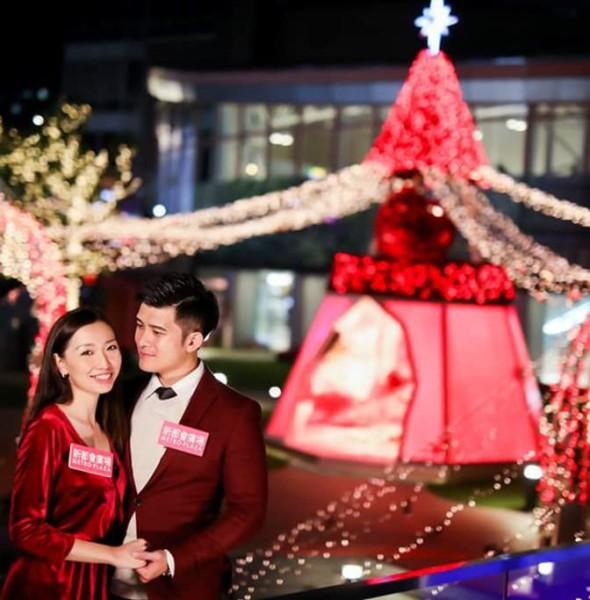 新都會廣場:Christmas Rosemance