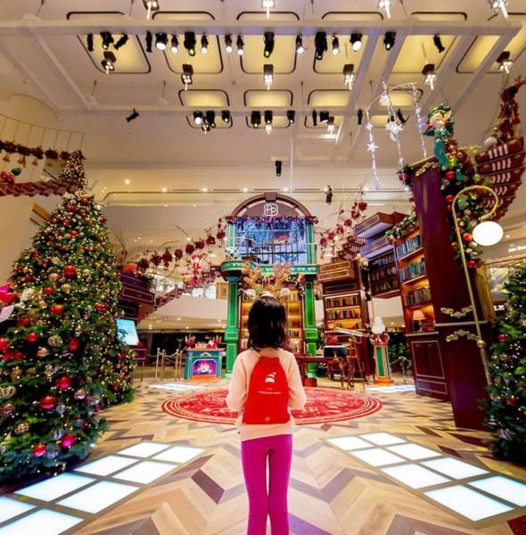 太古廣場:Where Christmas Comes to Life