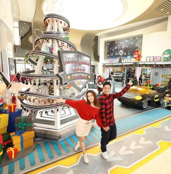 PopCorn:聖誕歡樂聯『萌』英雄基地