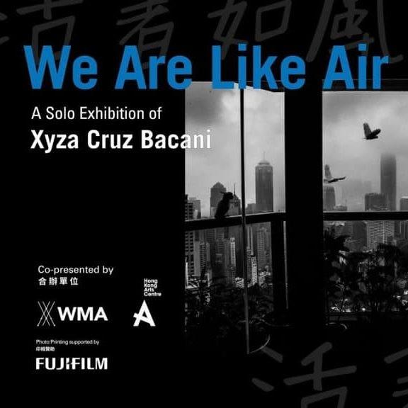 藝術中心:《活著如風》Xyza Cruz Bacani 攝影展