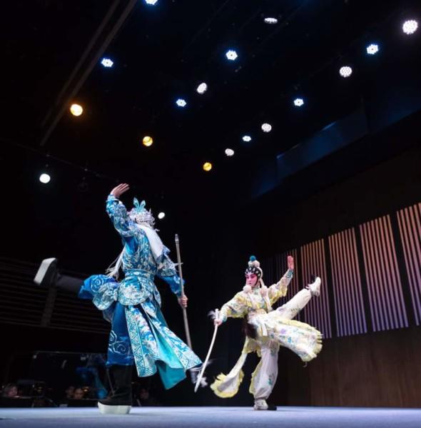 西九文化區:戲曲中心開台日及開放日