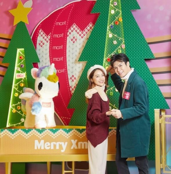 新都城中心:聖誕唱遊『布』佳音