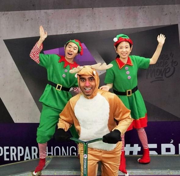 SuperPark:SuperXmas聖誕活動