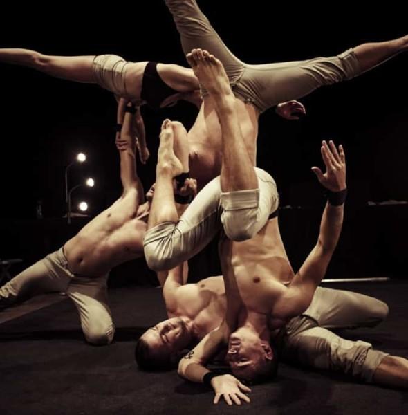 反轉大館馬戲季:《「飛」一般空間》